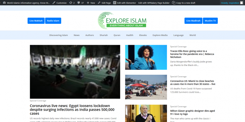World Islamic information agency Know More about islam All religion Information Explore world. – Everything About Islam